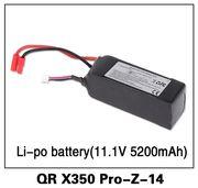 Batteri Li-Po 11,1v 5200m