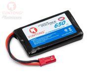 LiPo batteri 3,7v 650mAh