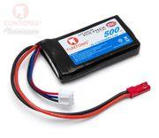 LiPo batteri 7,4v 500mAh