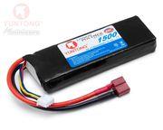 LiPo batteri 11,1v 1500mA