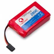 Futaba TX/RX LiPo batteri