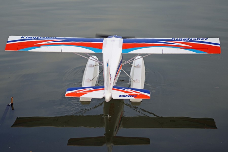 KingFisher Trainer 1400mm PNP with Floats and Skis