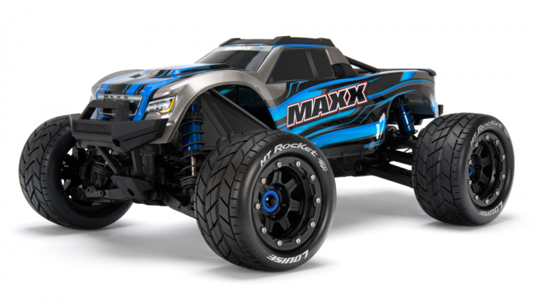 Louise MT-ROCKET MFT Tires for Traxxas MAXX