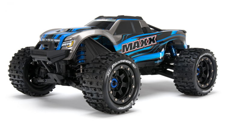Louise MT-PIONEER MFT Tires for Traxxas MAXX