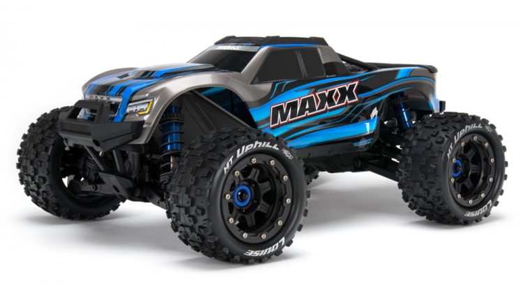 Louise MT-UPHILL MFT Tires for Traxxas MAXX