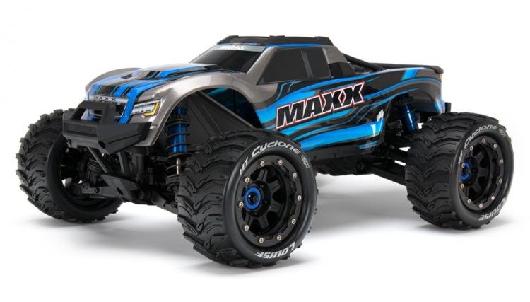 Louise MT-CYCLONE MFT Tires for Traxxas MAXX