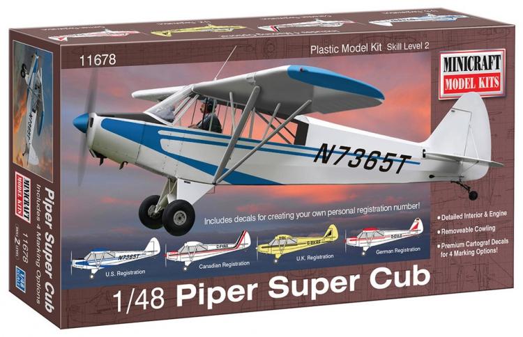 1 48 Piper Super Cub