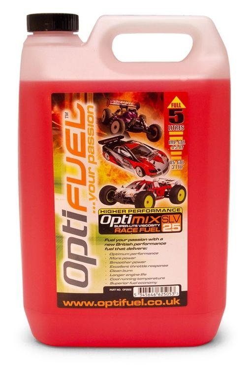Optimix Race Fuel 25% Nitro 5L