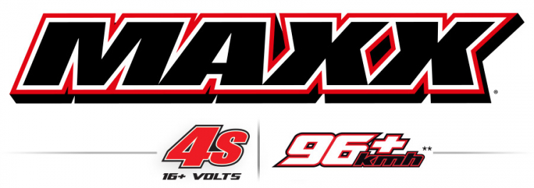 Traxxas Maxx Logo