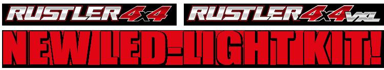 New Rustler 4x4 LED-Kit