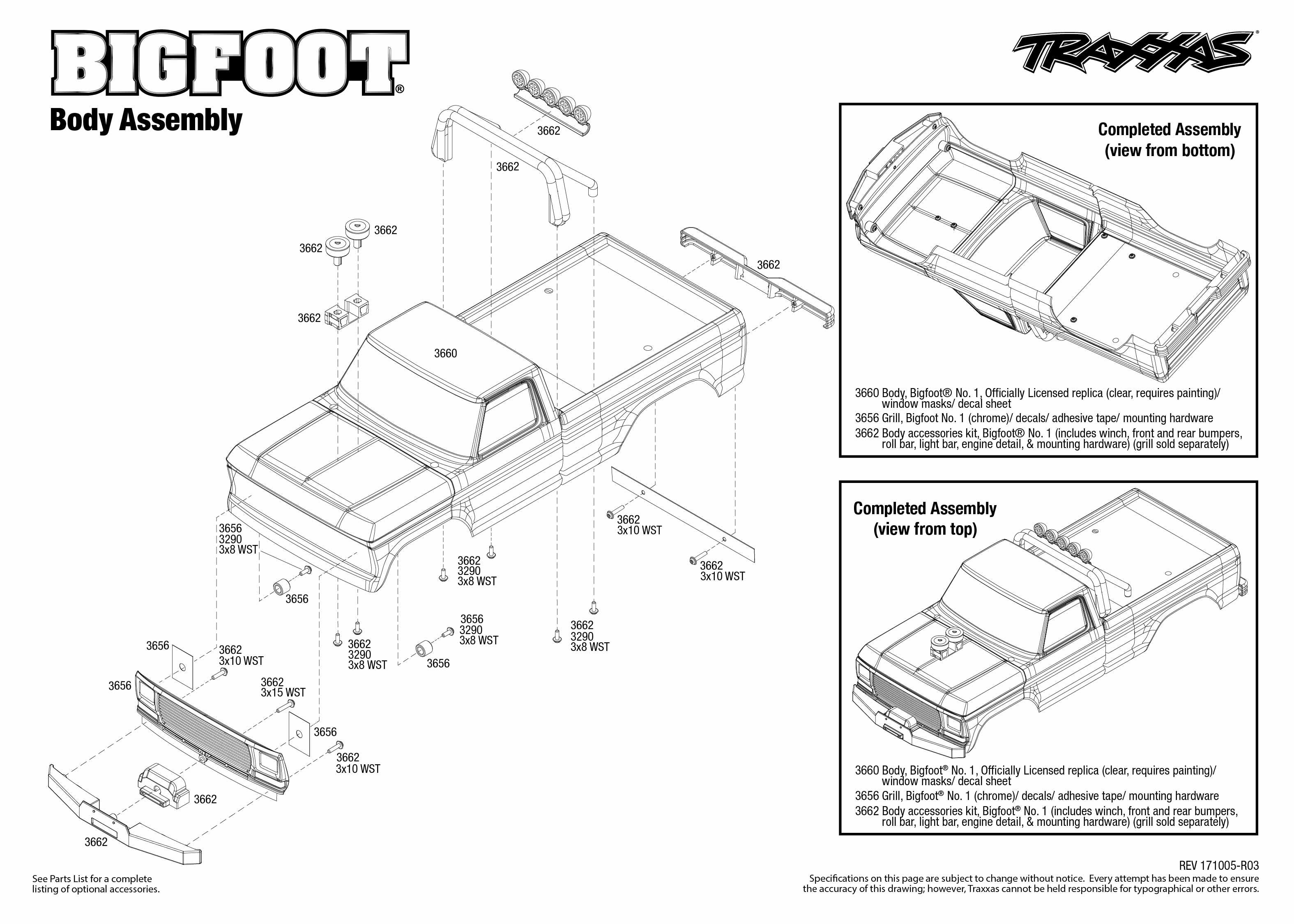 Bigfoot Leveling System Wiring Diagram