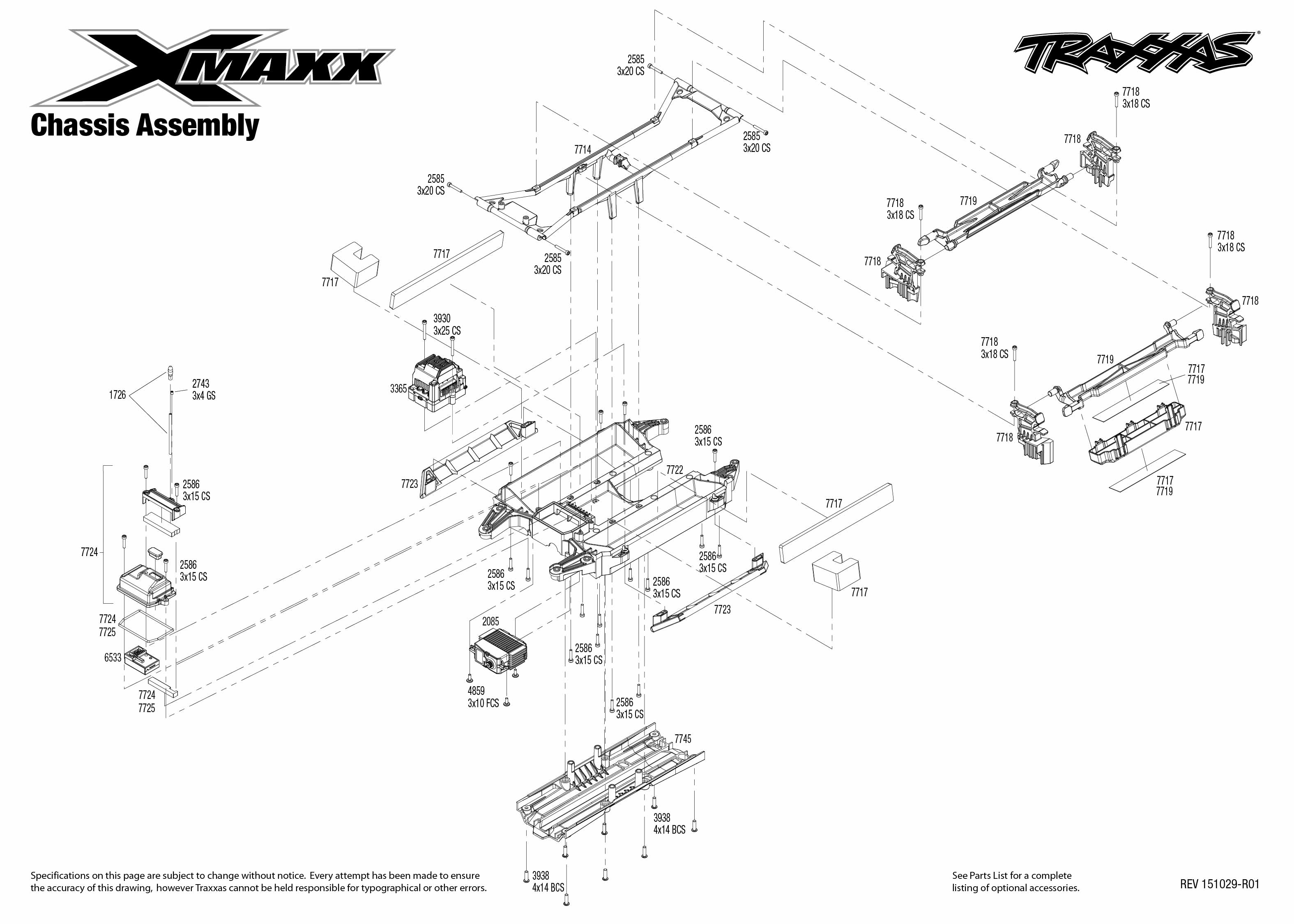 Traxxas 2 5 Engine Diagram furthermore 321594 Traxxas E Maxx Sale Trade further Watch further T Max 3 Parts together with Big Bore Blowguns. on t maxx 3 parts diagram